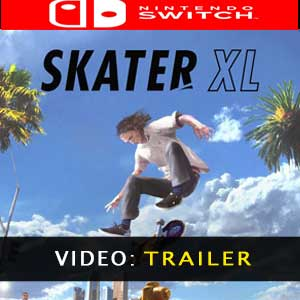 Skater XL Nintendo Switch Prices Digital or Box Edition