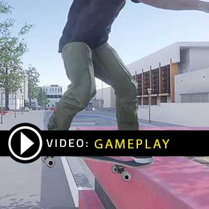 Skater XL gameplay video