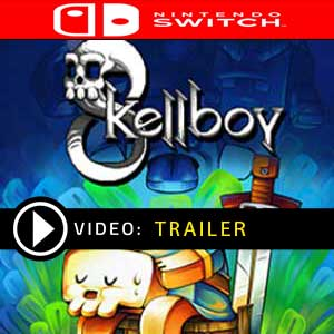 Skellboy Nintendo Switch Prices Digital or Box Edition