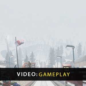Ski Jumping Pro VR Gameplay Video