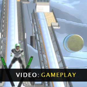 Ski Sniper Gameplay Video