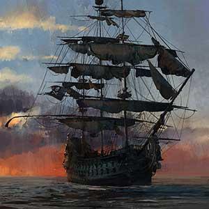enemy ships