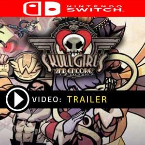 SKULLGIRLS 2ND ENCORE Nintendo Switch Prices Digital or Box Edition