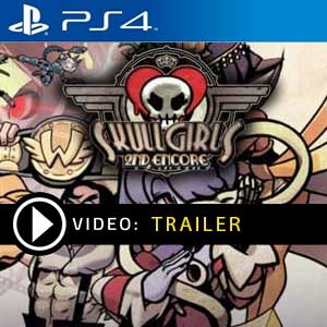 Skullgirls 2nd Encore PS4 Prices Digital or Box Edition