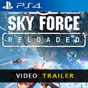 Sky Force Reloaded PS4 Prices Digital or Box Edition