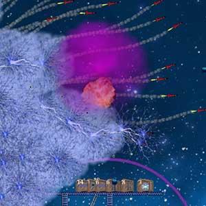 Full missile attack