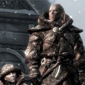 Skyrim Dragonborn - Characters
