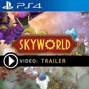 Skyworld PS4 Prices Digital or Box Edition