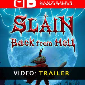 Slain Back from Hell trailer video