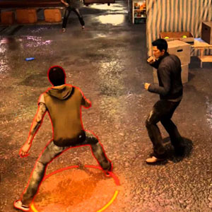 Sleeping Dogs Definitive Edition PS4 Gameplay