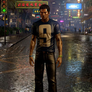 Sleeping Dogs Definitive Edition PS4 Character