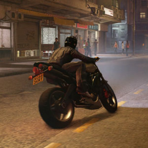 Sleeping Dogs Definitive Edition Driving