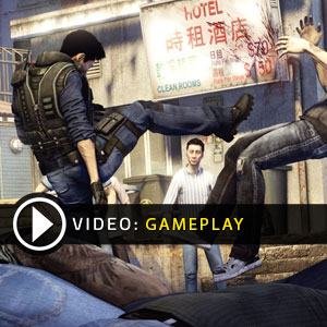 Sleeping Dogs Definitive Edition Gameplay PS4 Video