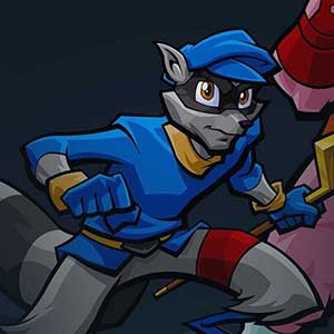 Sly Raccoon and the gang