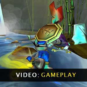 Sly Cooper 5 Gameplay Video