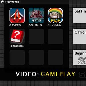 SmileBASIC 4 Gameplay Video