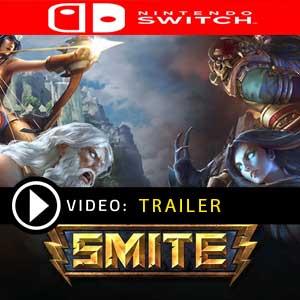 SMITE Nintendo Switch Prices Digital or Box Edition