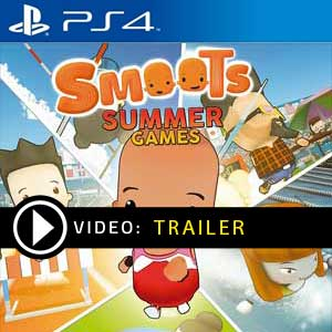 Smoots Summer Games PS4 Prices Digital or Box Edition