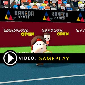 Smoots World Cup Tennis Gameplay Video
