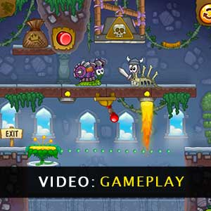 Snail Bob 2 Tiny Troubles Gameplay Video
