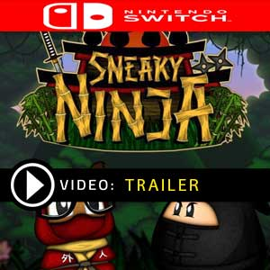 Sneaky Ninja Nintendo Switch Prices Digital or Box Editions