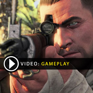 Sniper Elite 3 PS4 Online Multiplayer Gameplay Video