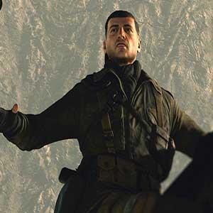 Amazing Fighting Skills in Sniper Elite 4