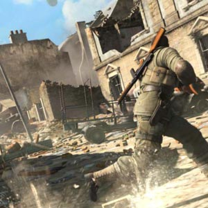 Sniper Elite V 2 Battle