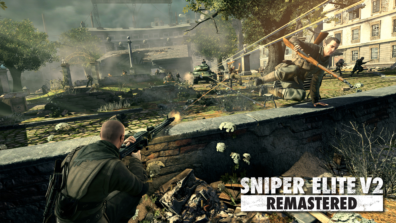 Trying To Snipe With Hdr Graphics: Rebellion Gives Fans 7 Reasons To Upgrade To Sniper Elite