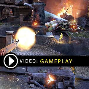 Sniper Elite V2 Remastered Gameplay Video