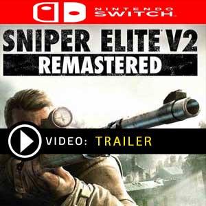 Sniper Elite V2 Remastered Nintendo Switch Prices Digital or Box Edition