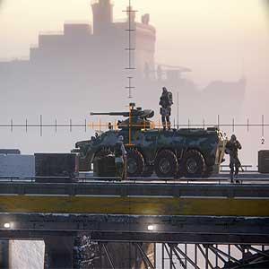 Sniper Ghost Warrior Contracts Kolchak Harbor