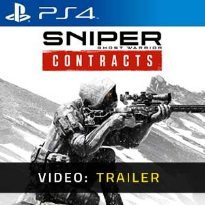 Sniper Ghost Warrior Contracts PS4 Video Trailer