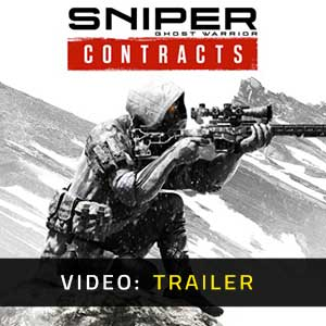 Sniper Ghost Warrior Contracts Video Trailer