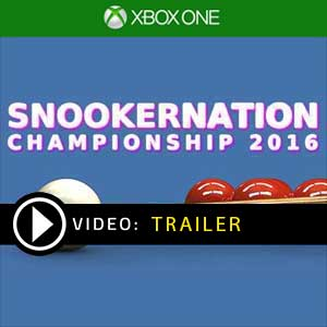 Snooker Nation Championship Xbox One Prices Digital or Box Edition
