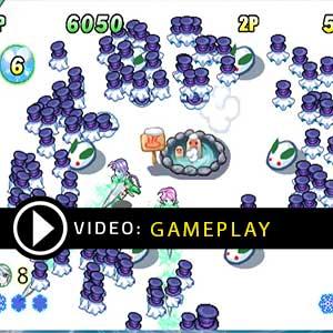 Snow Battle Princess Sayuki Nintendo Switch Gameplay Video