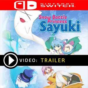 Snow Battle Princess Sayuki Nintendo Switch Prices Digital or Box Edition