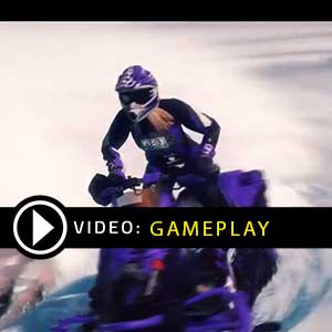 Snow Moto Racing Freedom Nintendo Switch Gameplay Video