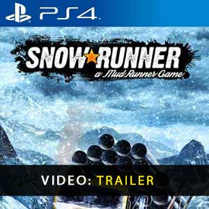 Snowrunner PS4 Prices Digital or Box Edition