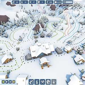Snowtopia Ski Resort Builder Slope Difficulty