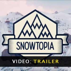 Snowtopia Ski Resort Builder Video Trailer