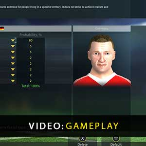 Soccer Tactics & Glory Gameplay Video