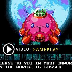 SoccerDie Cosmic Cup Gameplay Video