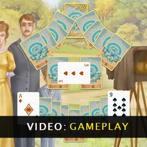 Solitaire Victorian Picnic Gameplay Video