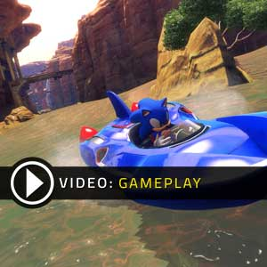 Sonic All Stars Racing Transformed Gameplay Video