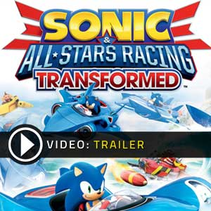 Buy Sonic All Stars Racing Transformed CD Key Compare Prices