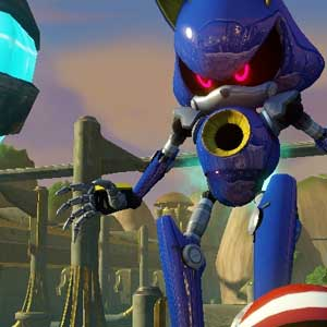 Sonic Boom Rise of Lyric Nintendo Wii U Character