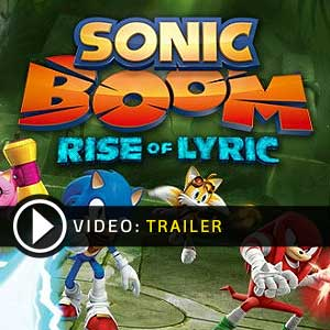 Sonic Boom Rise of Lyric Nintendo Wii U Prices Digital or Physical Edition