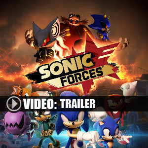 Buy Sonic Forces CD Key Compare Prices