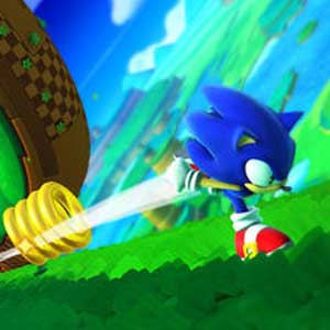 Sonic Lost World Hedgehog